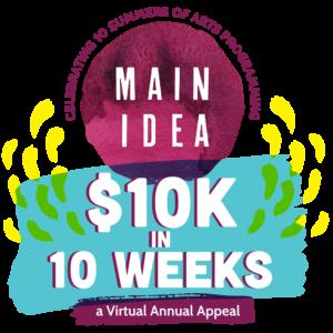 Help Us Reach $10K in 10 Weeks